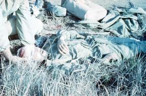 ۲شهدای گردان موسی بن جعفر(ع) گروهان یاسر-شب عملیات والفجر۸-۲۱-۱۱-۱۳۶۴